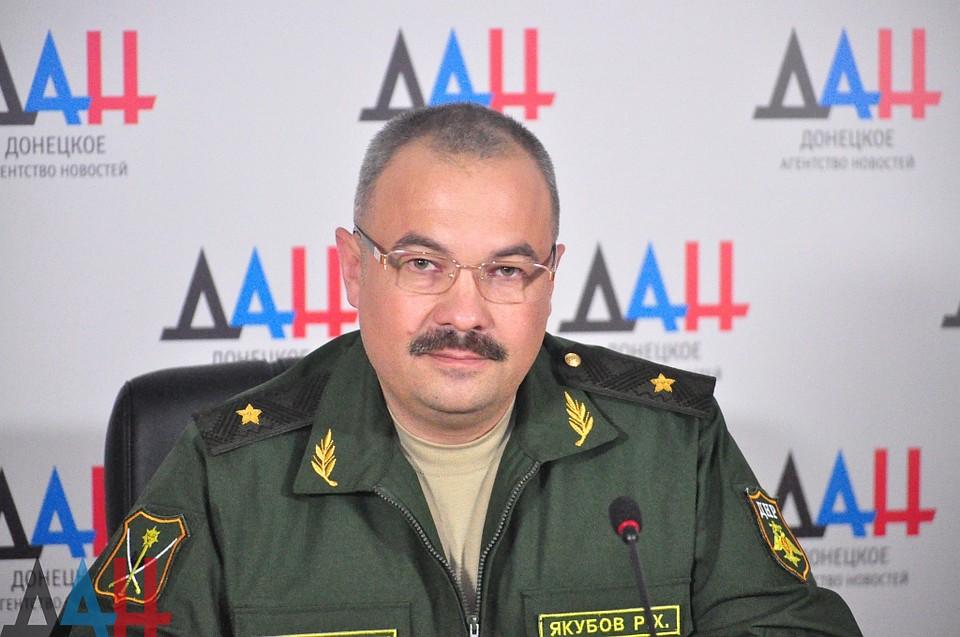 ВСУ обстреляли территорию ЛНР один раз засутки, сказали вреспублике