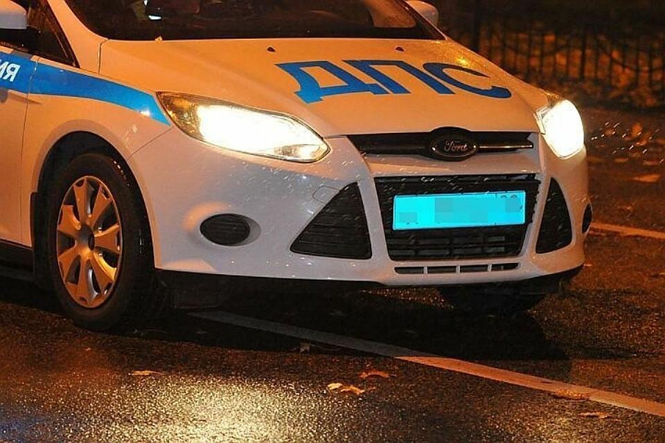 Нетрезвый работник угрозыска Альметьевска сбил пешехода и исчез