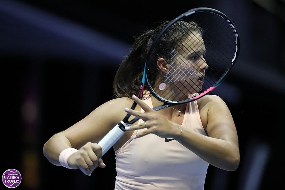 Теннисистка Квитова выиграла турнир WTA в северной столице