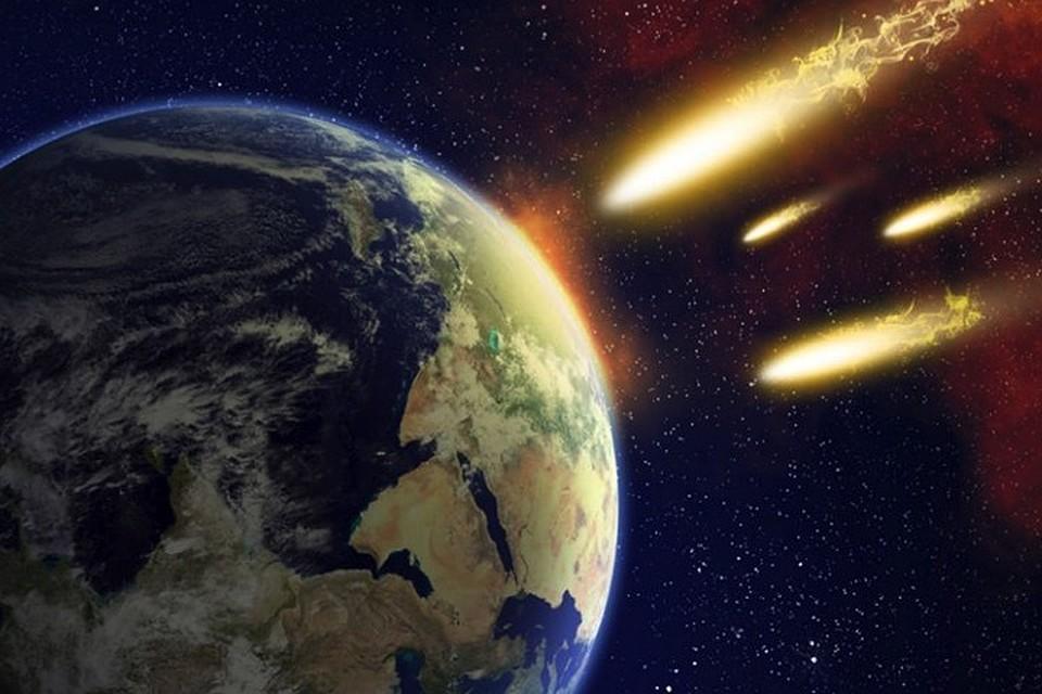 Астрономы успокаивают столкновение маловероятно