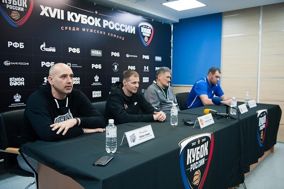 ПБК «Локомотив-Кубань» разгромил «Нижний Новгород» изавоевал Кубок Российской Федерации