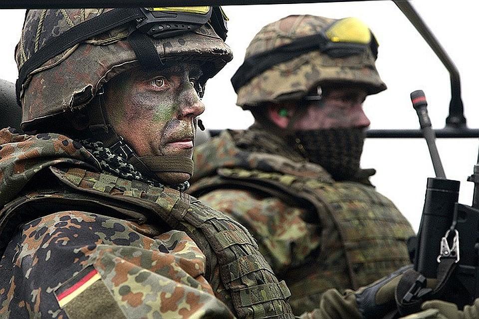 Немецкой армии нехватает снаряжения для выполнения задач НАТО