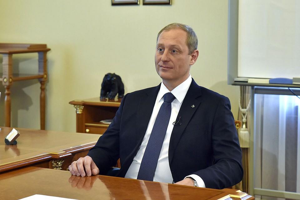 Якушев предложил работу победителю конкурса «Лидеры России»
