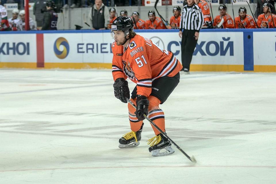 Хоккейные матчи между «Адмиралом» и«Амуром» перенесли