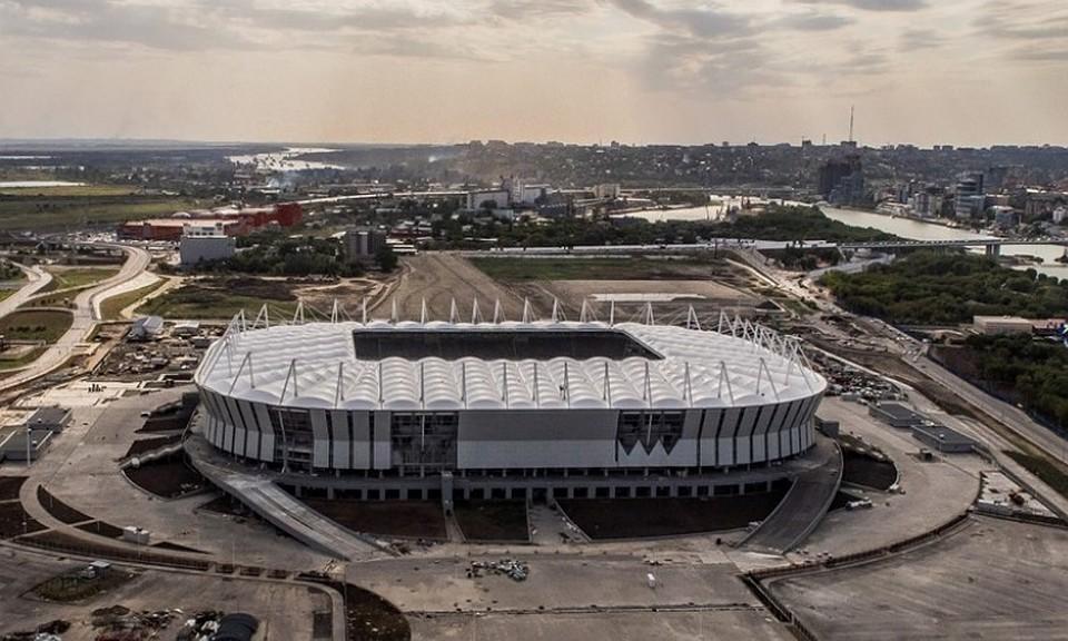 Специалисты FIFA оценят систему безопасности «Ростов-Арены» 2марта