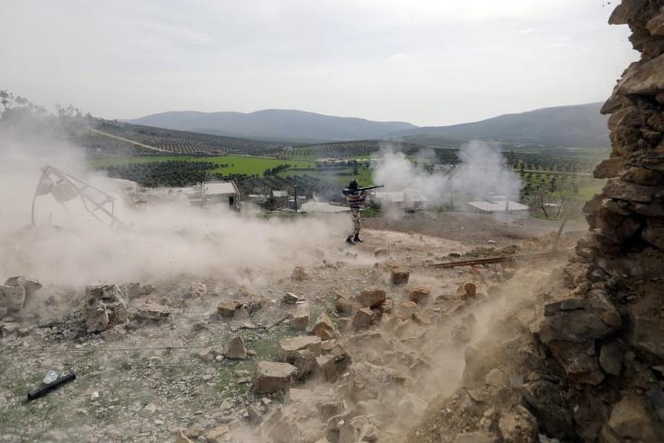 Центр попримирению: Боевики «Нусры» готовятся обстрелять гуманитарный конвой ООН