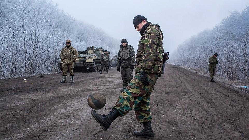 ДНР иЛНР объявили особлюдении «абсолютного перемирия» с5марта