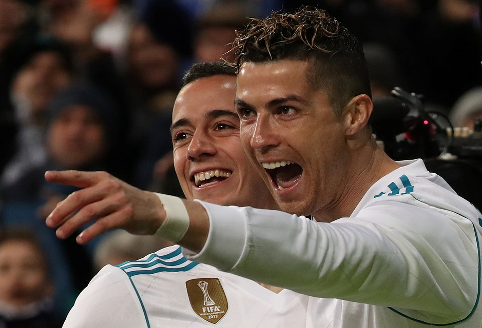 Реал перестрелял Жирону— покер Роналду против дубля Стуани