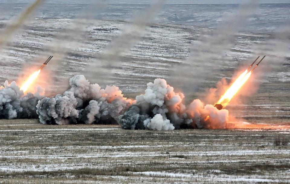 ВСУ обстреляли территорию ДНР иззенитных установок