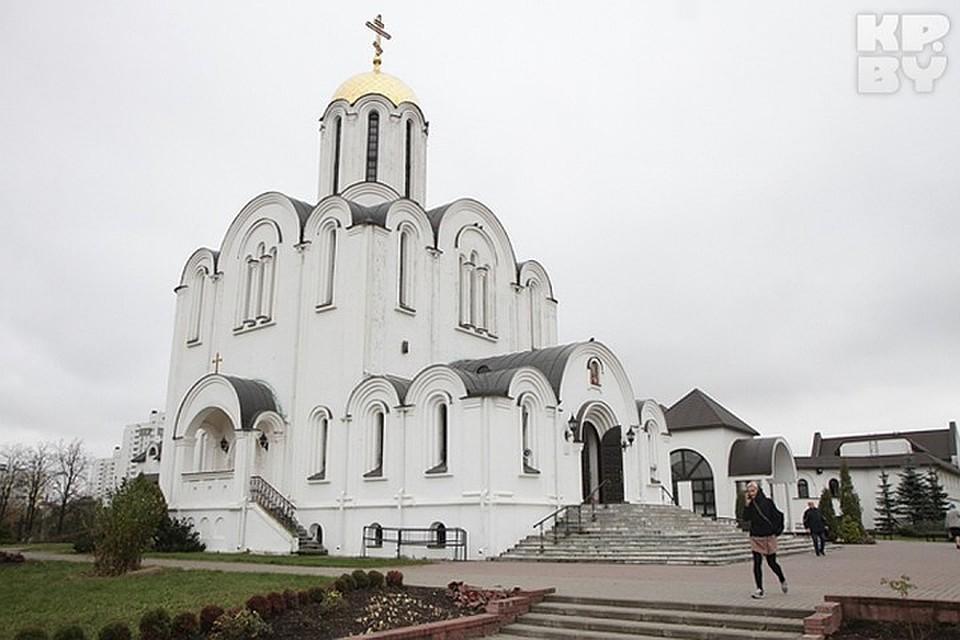 Осенью вМинске планируется провести совещание Священного синода РПЦ