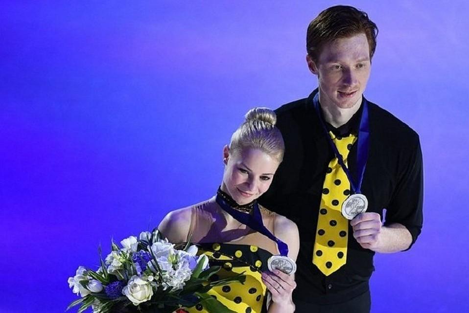 Экс-украинка смировыми рекордами выигралаЧМ пофигурному катанию