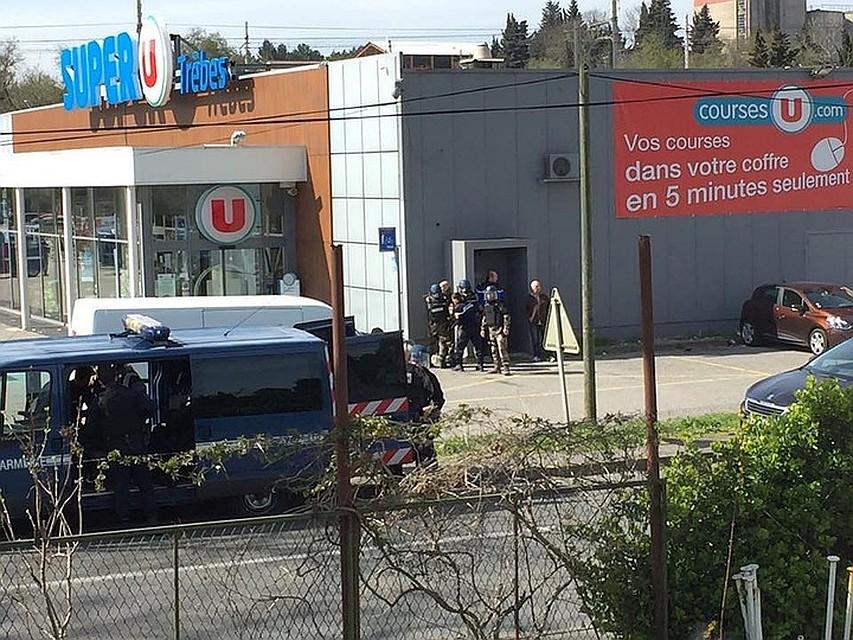 16 человек пострадало вовремя теракта воФранции
