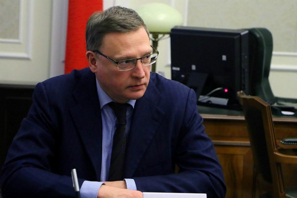 После трагедии вКемерове Бурков поручил проверить все омскиеТЦ