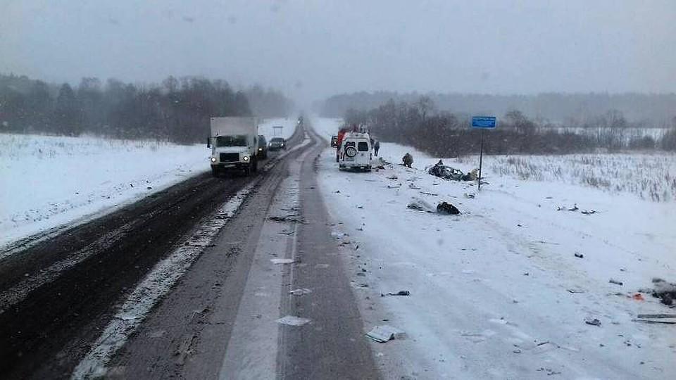 Попали под КАМАЗ… натрассе Пермь-Екатеринбург погибли две женщины