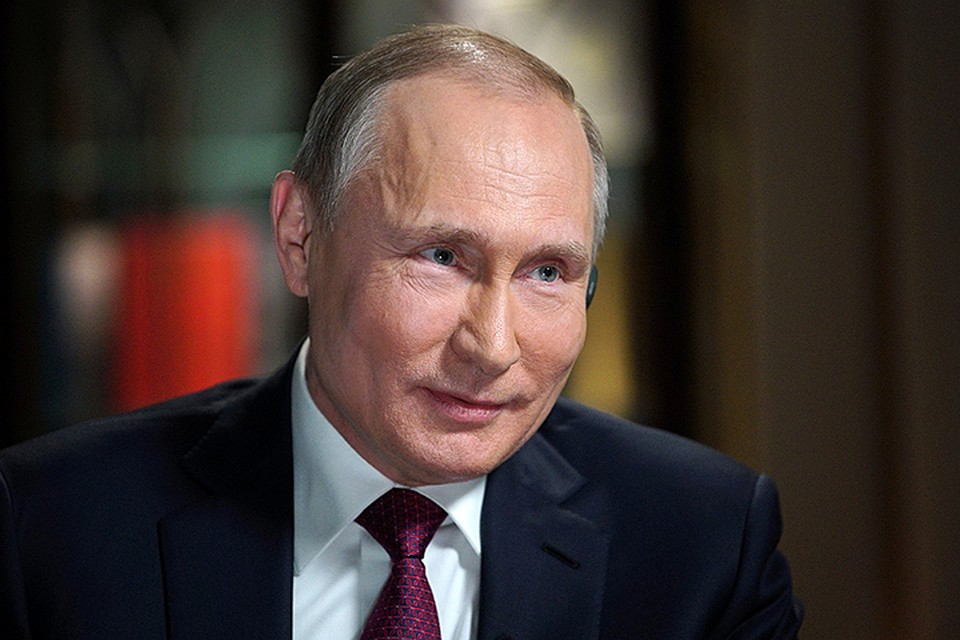 Путин провел встречу сглавой «Транснефти»