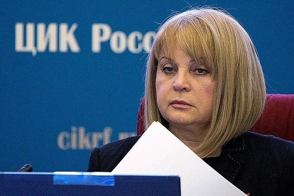 Украинские радикалы добрались до руководителя ЦИКРФ