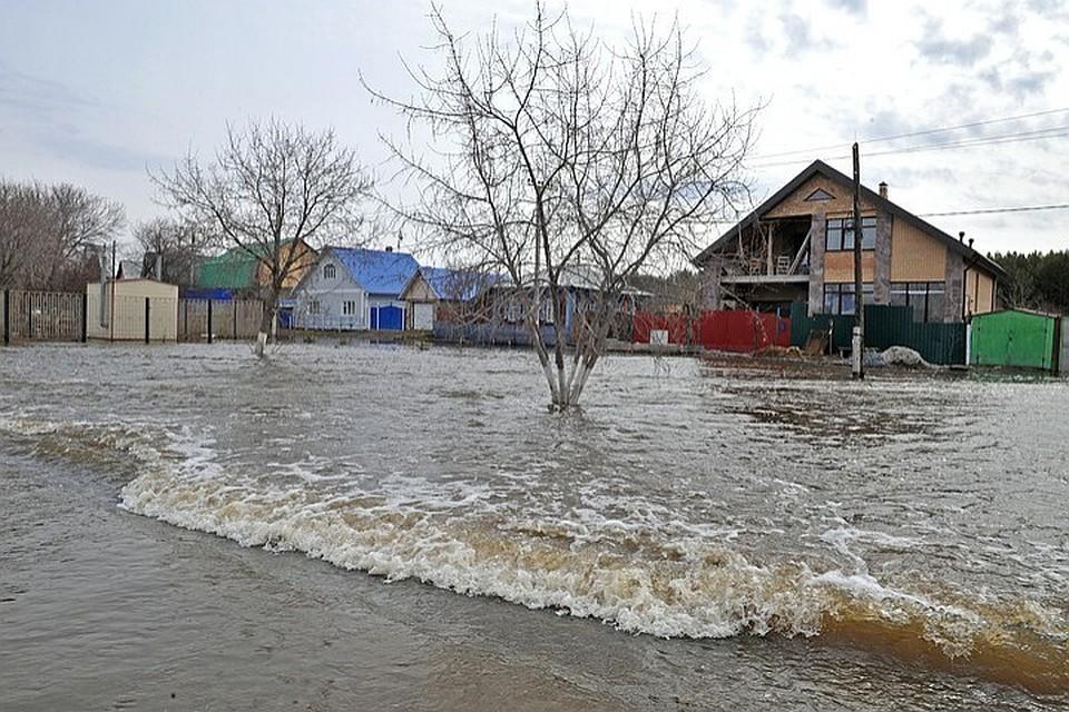 ВКазани вовремя паводка может подтопить 386 домов