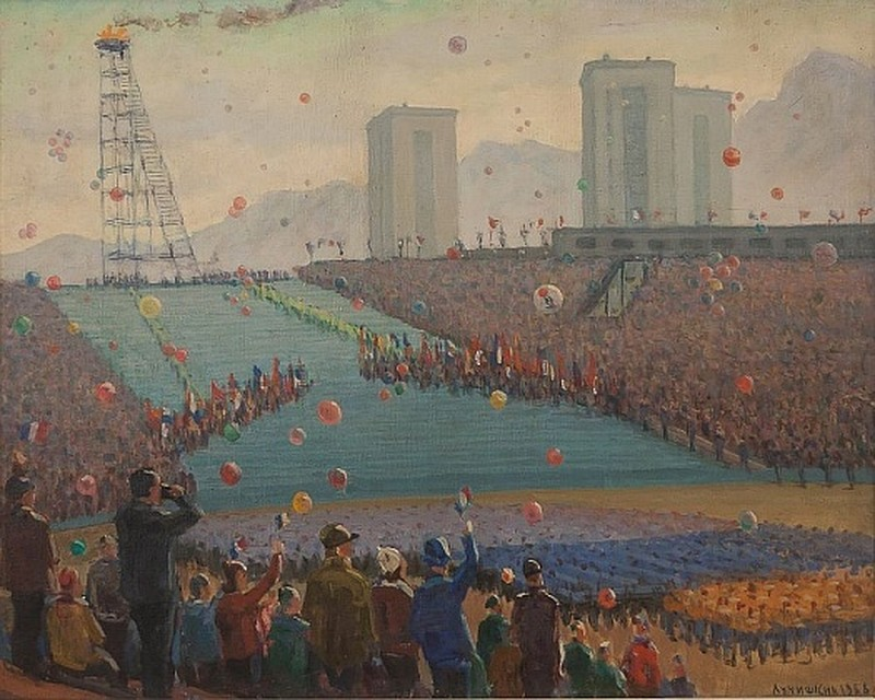 Волгоградский музей приготовил кчемпионату мира «Футбольную ночь»