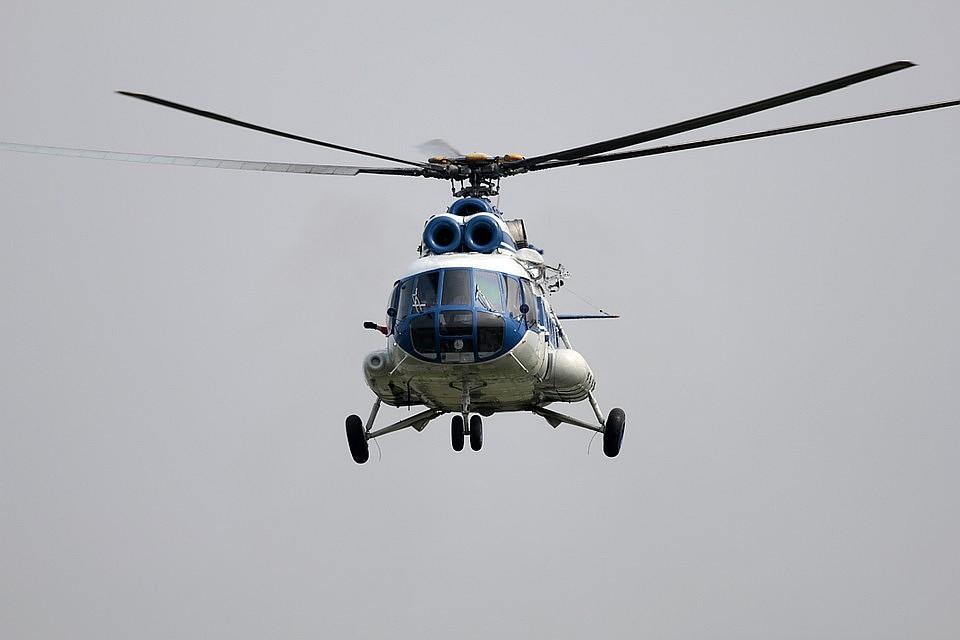 Обнаружены оба черных ящика вертолета Ми-8, потерпевшего крушение вХабаровске