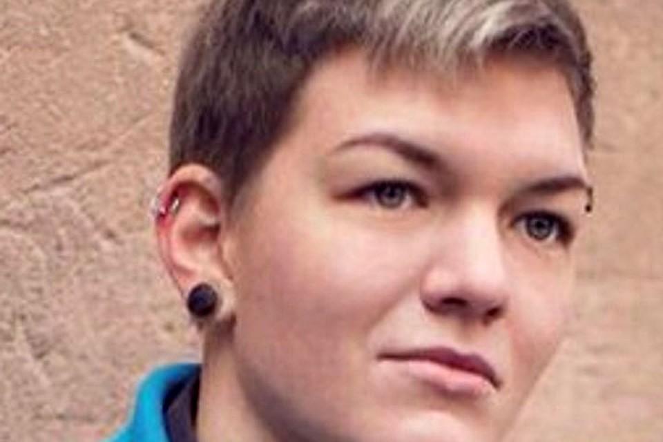 Летняя девушка статуировкой пропала около метро вНовосибирске