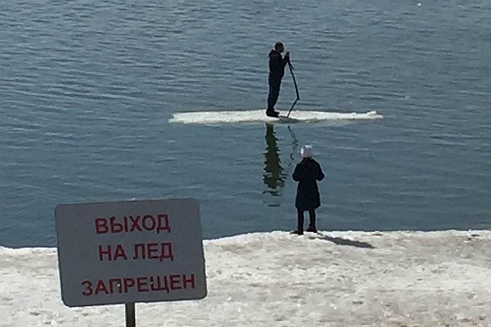 ВМЧС предупредили о вероятном подтоплении Кочковского района Новосибирской области
