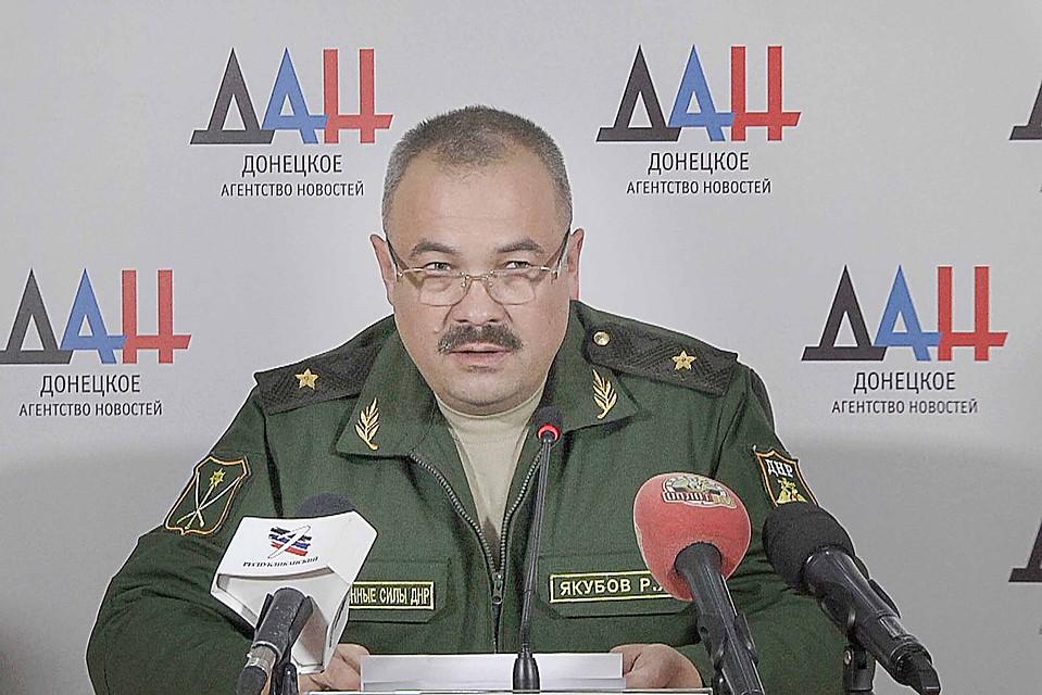 ВСУ засутки нарушили режим предотвращения огня 27 раз— ДНР