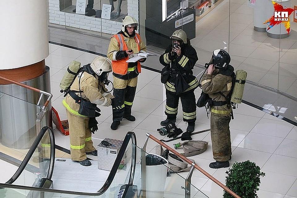Бийский ТРЦ «Воскресенье» закрыли после провала проверки пожарной безопасности