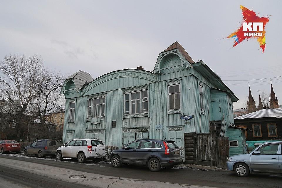 Пешеходная зона: навсегда закроют для проезда часть красноярской улицы Горького