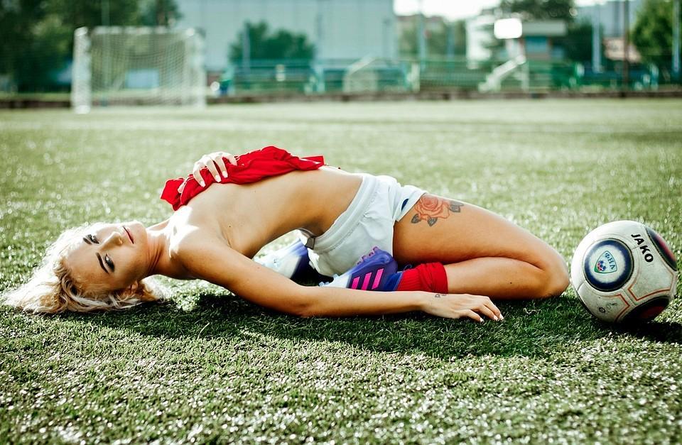 Футболистки «Енисея» снимутся воткровенной фотосессии, ежели выиграют чемпионат Российской Федерации