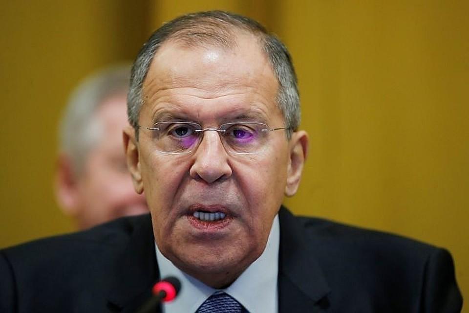 Лавров объявил, что Российская Федерация непойдет науступки поДонбассу