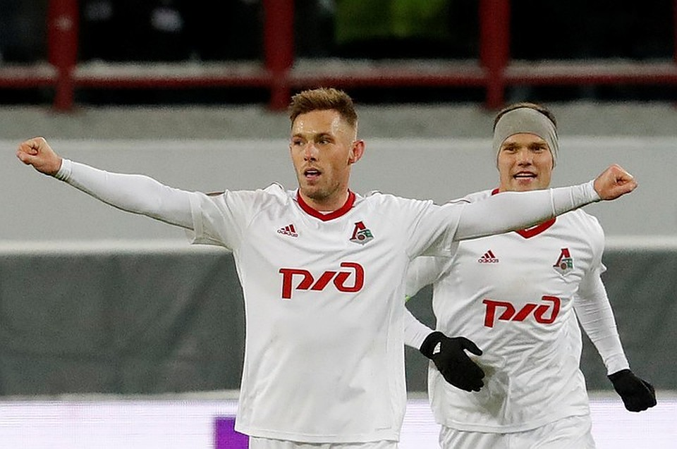 «Локомотив» и«Уфа» сыграли вничью вматче 27-го тура РФПЛ