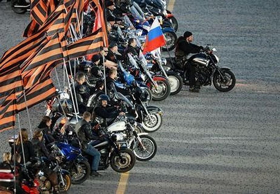 Байкеры «Ночные волки» посетят Ростов попути вБерлин