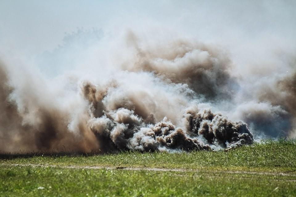 Трагедия произошла под поселком Корнево