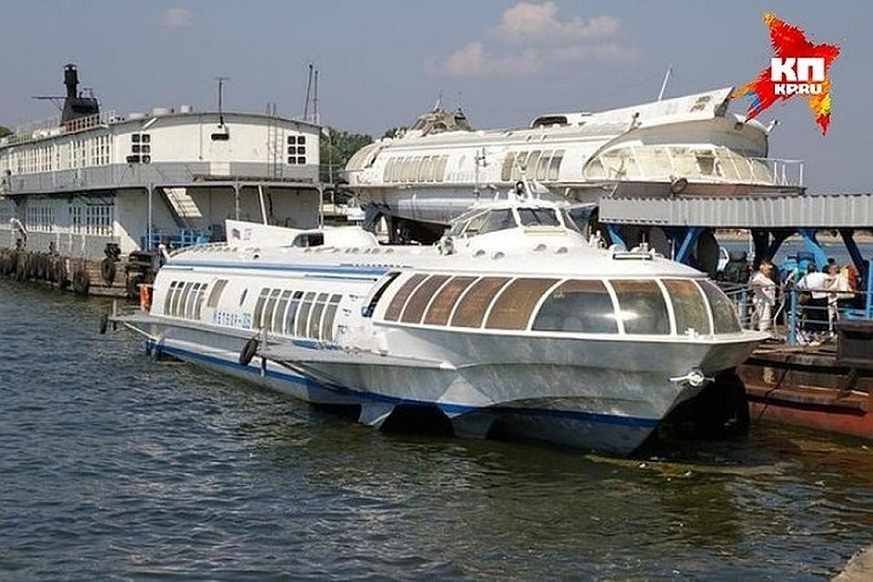 ВТатарстане открыли пассажирскую навигацию поВолге