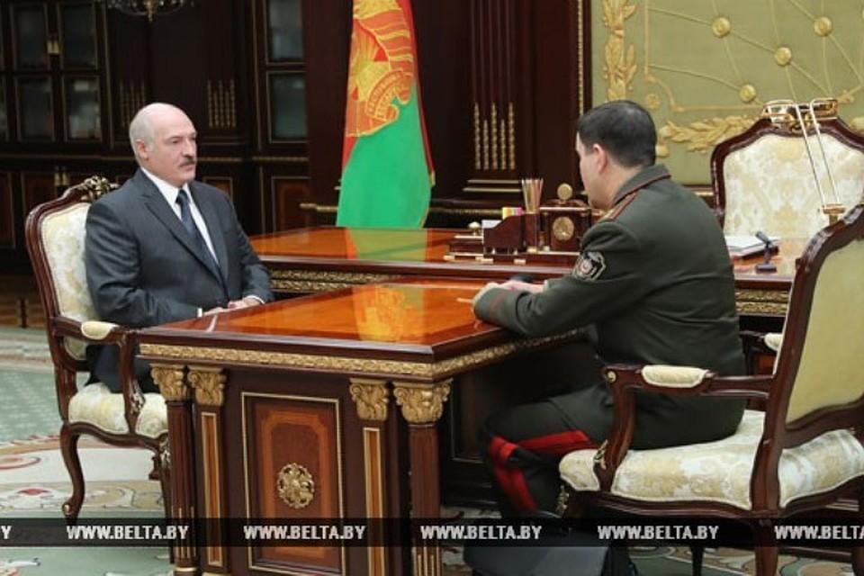 Лукашенко поблагодарил КГБ заборьбу скоррупцией