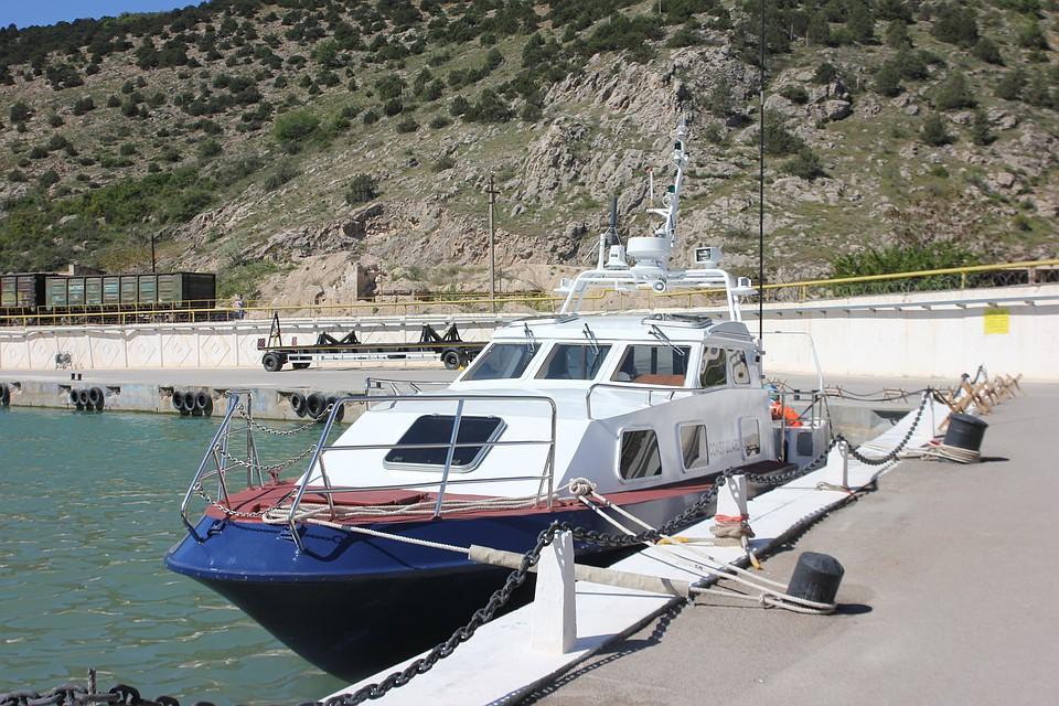 Задержание вКрыму украинского судна: МИД Украины выразило протест