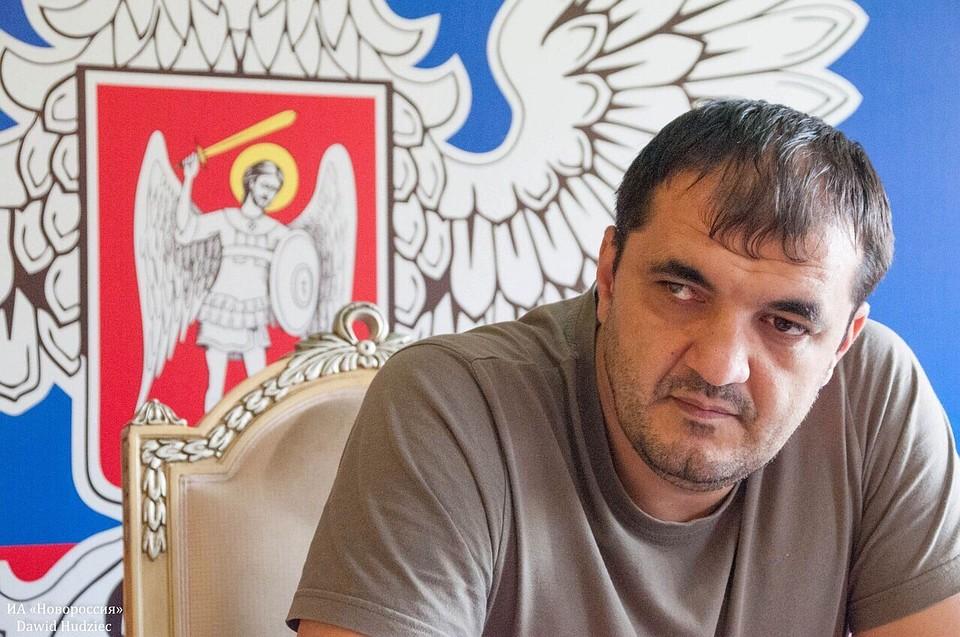 Командир «Пятнашки» Олег Мамиев («Мамай») получил серьезные ранения под Авдеевкой