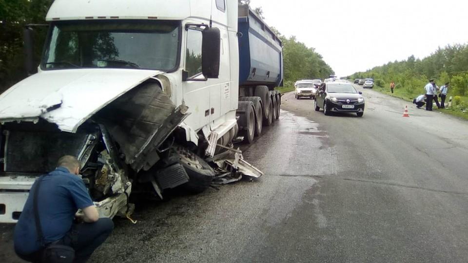 ВДТП под Воронежем погибли 4 человека