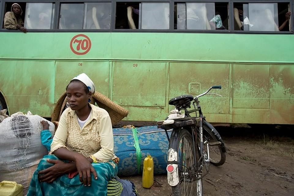 Около 50 человек погибли врезультате дорожного происшествия автобуса вУганде