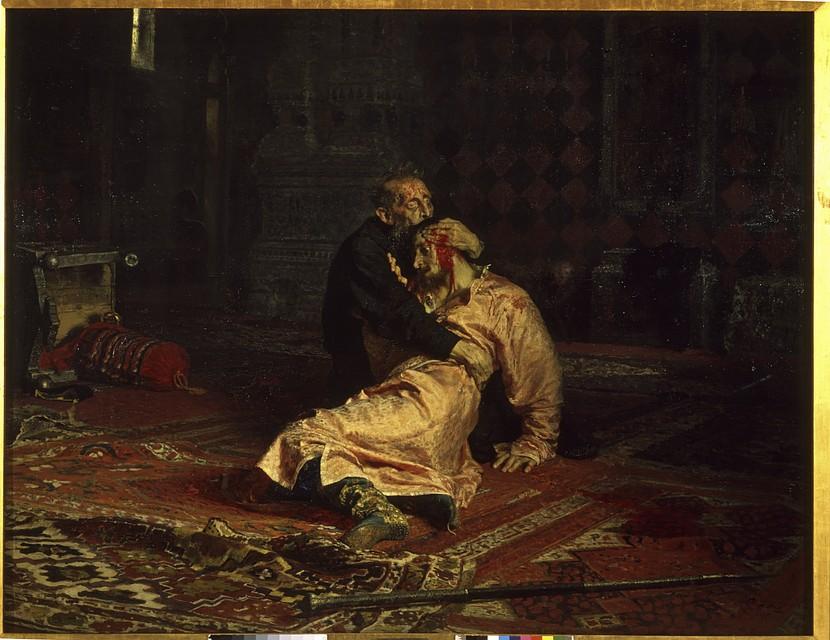 Реставраторы оценили сроки восстановления картины Репина