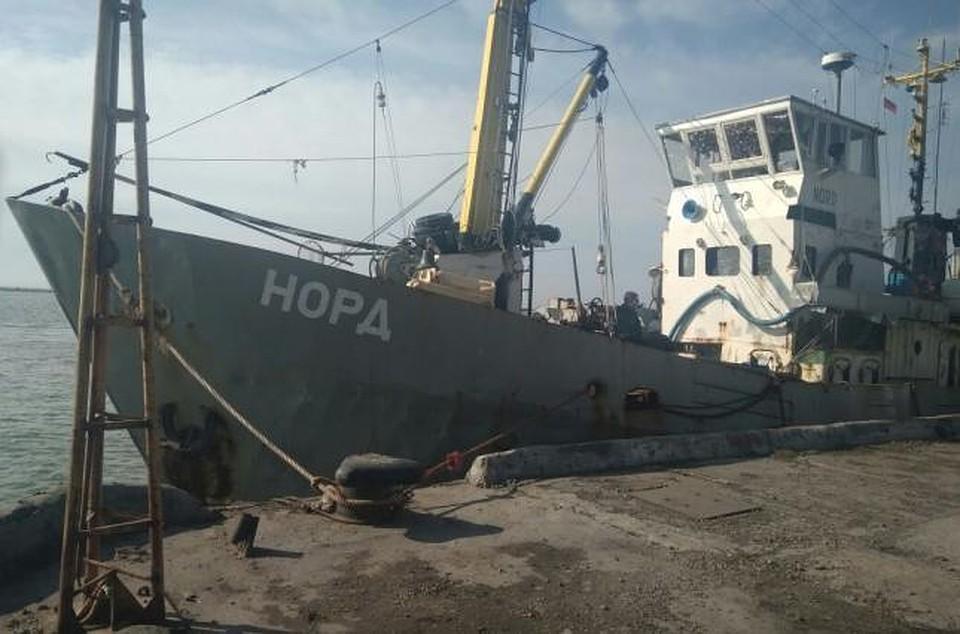 «Мыихцап-царап». ФСБ ищет украинских таможенников, задержавших «Норд»
