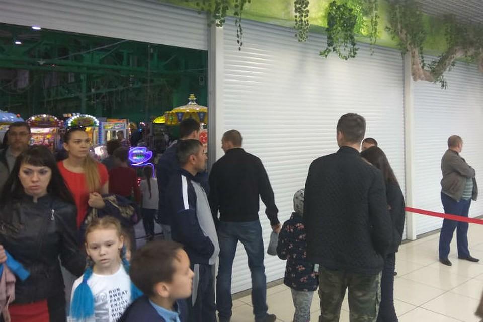 8 детей получили ожоги вТРК Иркутска