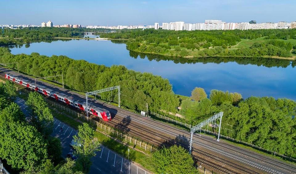 РЖД запустит дополнительные «Ласточки» между Москвой иПетербургом