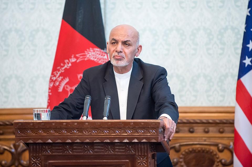 Президент Афганистана объявил оперемирии сталибами