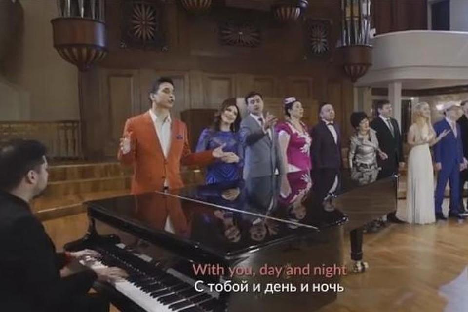 Звезды татарской эстрады сняли клип вподдержку родного языка