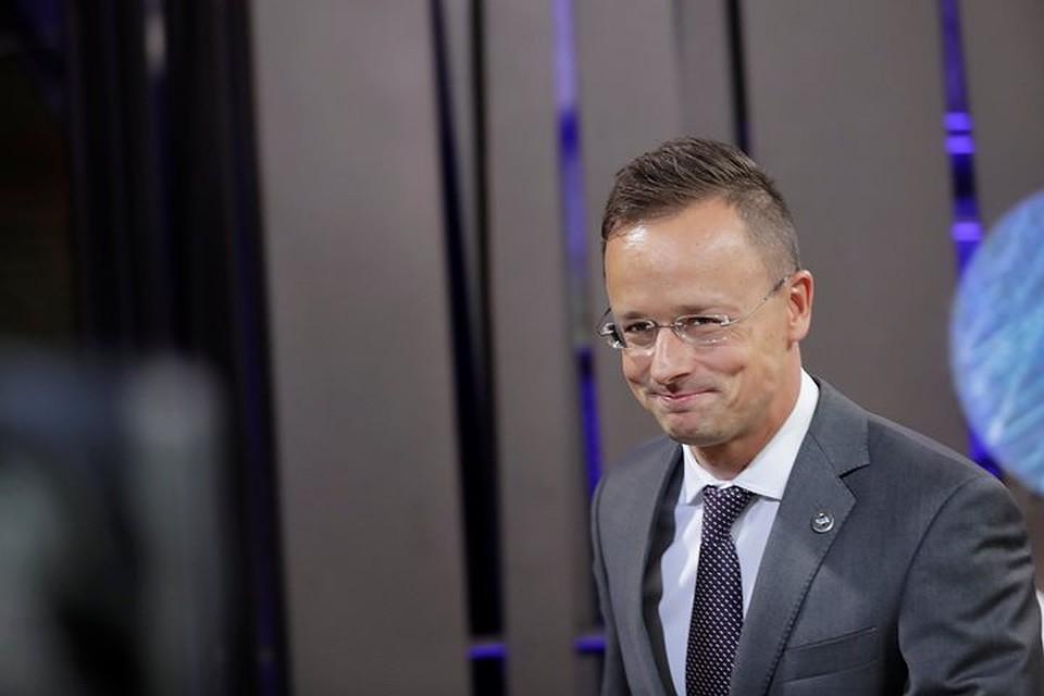 ВВенгрии сообщили одвойных стандартахЕС вотношении «Северного потока-2»