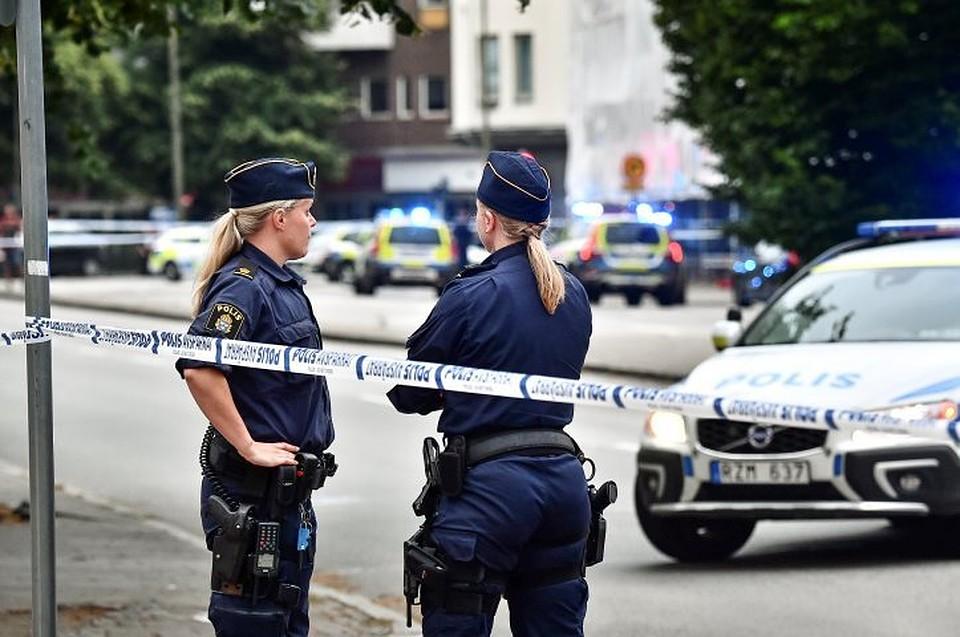 Вшведском городе Эребру произошла стрельба