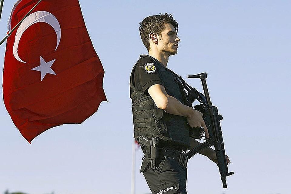Турция отменит режим чрезвычайного положения в стране