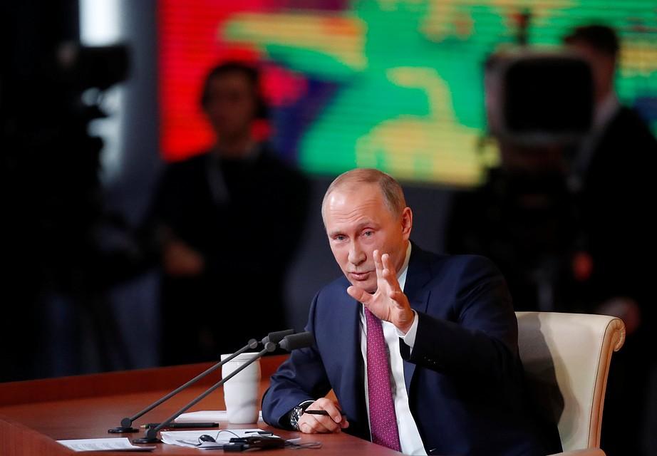Путин: жители России должны ощутить стабильность экономики страны