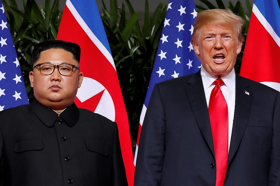 Встреча Ким Чен Ына и Трампа может пройти в Швейцарии